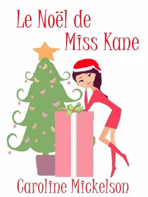 cover image of Le Noël de Miss Kane
