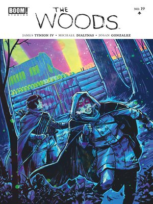 cover image of The Woods #19