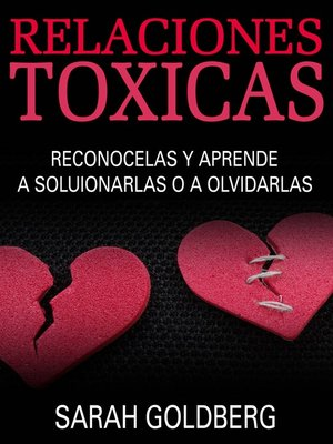 cover image of Relaciones tóxicas