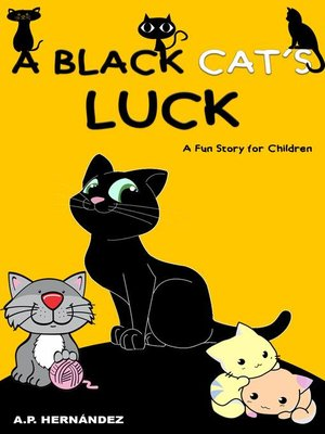 cover image of A Black Cat's Luck