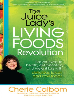 cover image of The Juice Lady's Living Foods Revolution