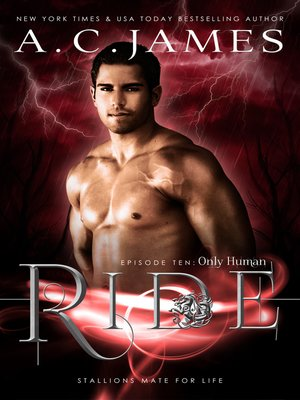 cover image of Ride: Only Human