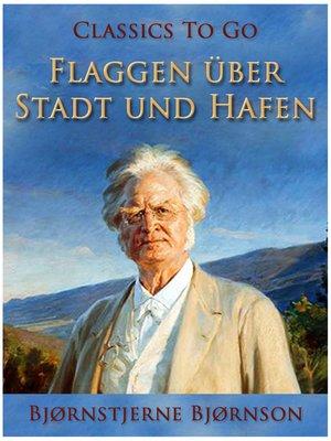 cover image of Flaggen über Stadt und Hafen