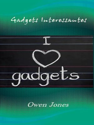 cover image of Gadgets Interessantes