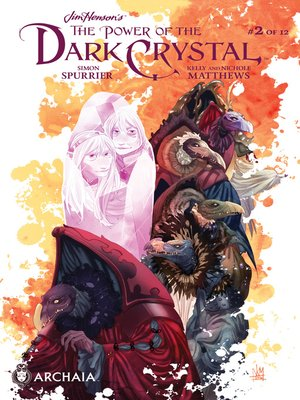 cover image of The Power of the Dark Crystal (2017), Issue 2