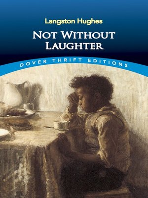 cover image of Not Without Laughter