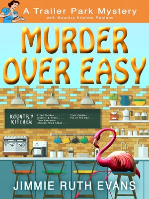 cover image of Murder Over Easy