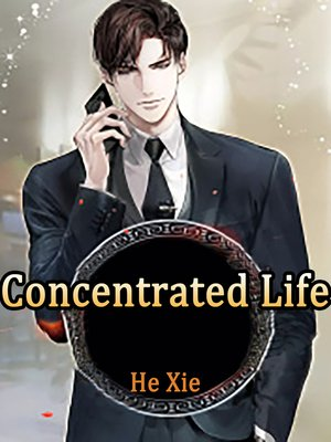 cover image of Concentrated Life
