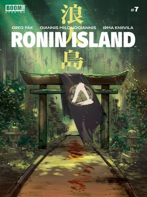 cover image of Ronin Island (2019), Issue 7