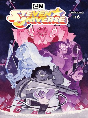 cover image of Steven Universe (2017), Issue 16