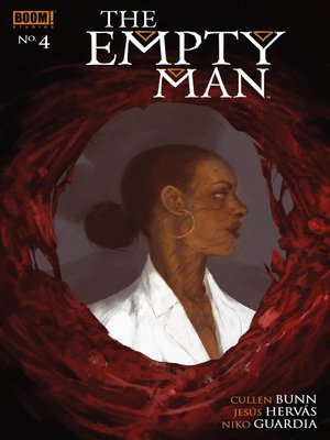 cover image of Empty Man #4