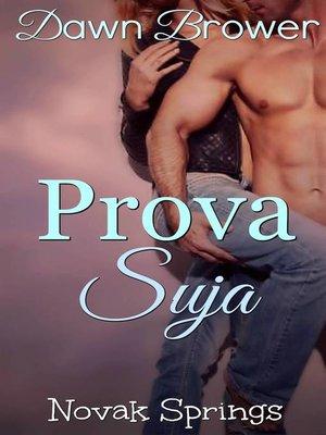 cover image of Prova Suja