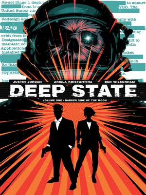 cover image of Deep State Volume 1