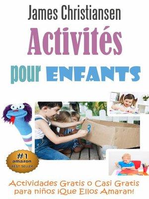 cover image of Activités pour enfants