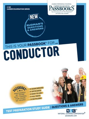 cover image of Conductor