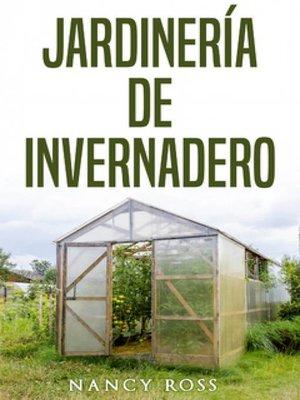 cover image of Jardinería de Invernadero