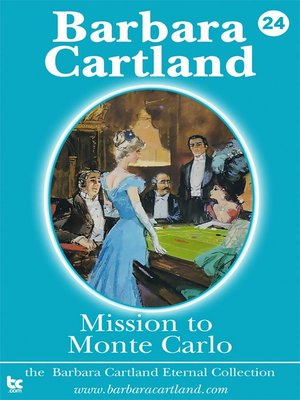 cover image of Mission to Monte Carlo