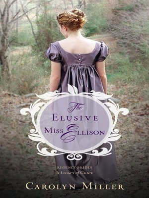 cover image of The Elusive Miss Ellison