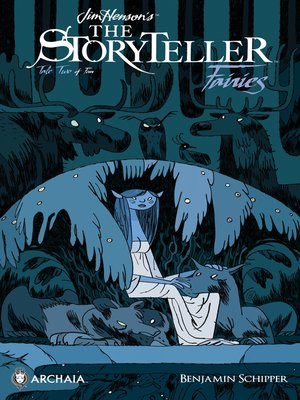cover image of The Storyteller: Fairies (2017), Issue 2