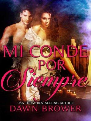 cover image of Mi Conde Por Siempre