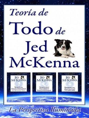 cover image of Teoría de todo, de Jed McKenna—La perspectiva iluminada