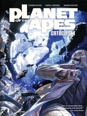 cover image of Planet of the Apes Cataclysm Volume 2