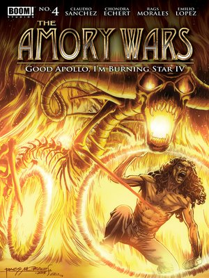 cover image of The Amory Wars: Good Apollo, I'm Burning Star IV, Issue 4