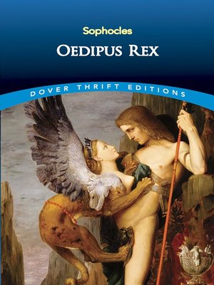 cover image of Oedipus Rex
