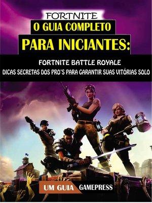 cover image of Fortnite--O Guia Completo Para Iniciantes