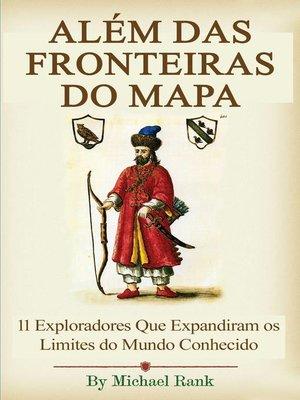 cover image of Além das Fronteiras do Mapa