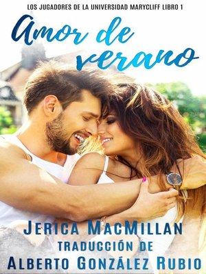 cover image of Amor de verano