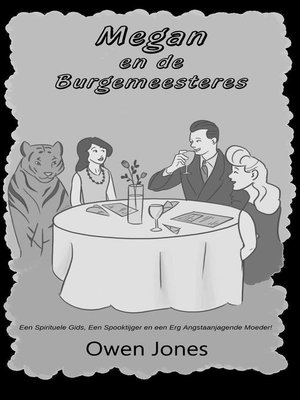 cover image of Megan en de Burgemeesteres