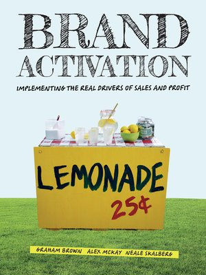 cover image of Brand Activation