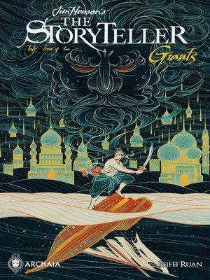 cover image of The Storyteller: Giants (2016), Issue 4