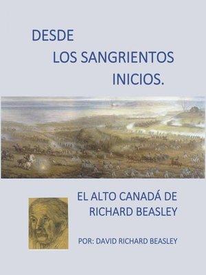 cover image of Desde los sangrientos inicios
