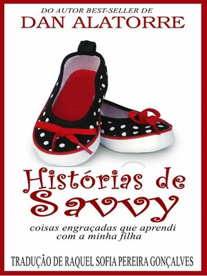cover image of As Histórias De Savvy