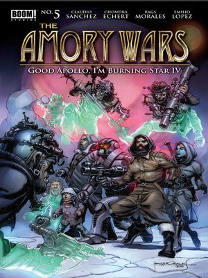 cover image of The Amory Wars: Good Apollo, I'm Burning Star IV, Issue 5