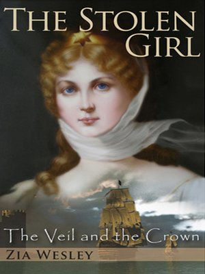 cover image of The Stolen Girl