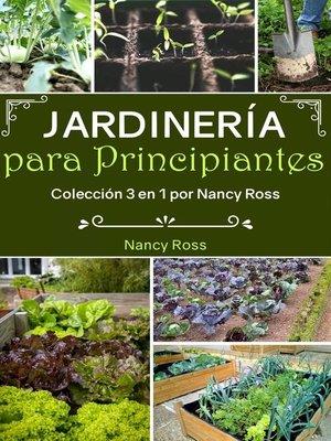 cover image of Jardinería para Principiantes