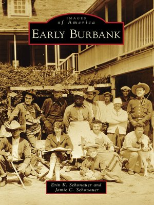 cover image of Early Burbank