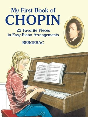 cover image of A First Book of Chopin