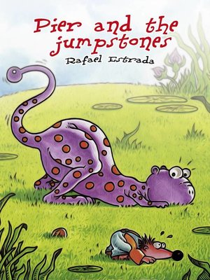 cover image of Pier and the Jumpstones