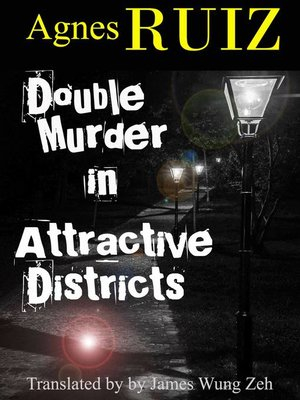 cover image of Double Murder in Attractive Districts