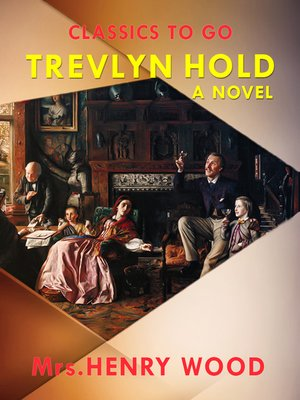 cover image of Trevlyn Hold a Novel