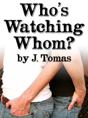 cover image of Who's Watching Whom?