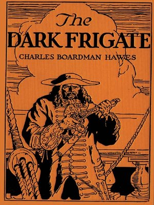 cover image of The Dark Frigate