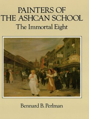 cover image of Painters of the Ashcan School