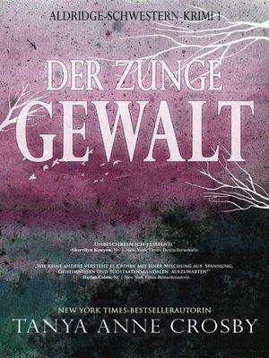 cover image of Der Zunge Gewalt