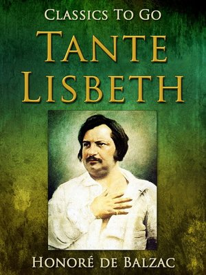 cover image of Tante Lisbeth
