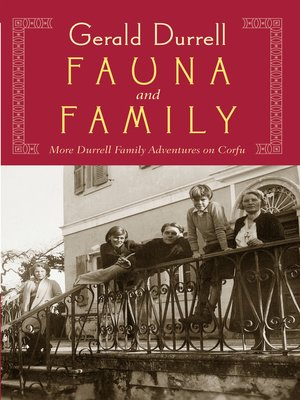 cover image of Fauna and Family